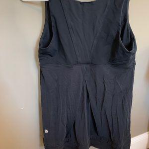 lululemon athletica Tops - Lululemon back tank top (size 8)